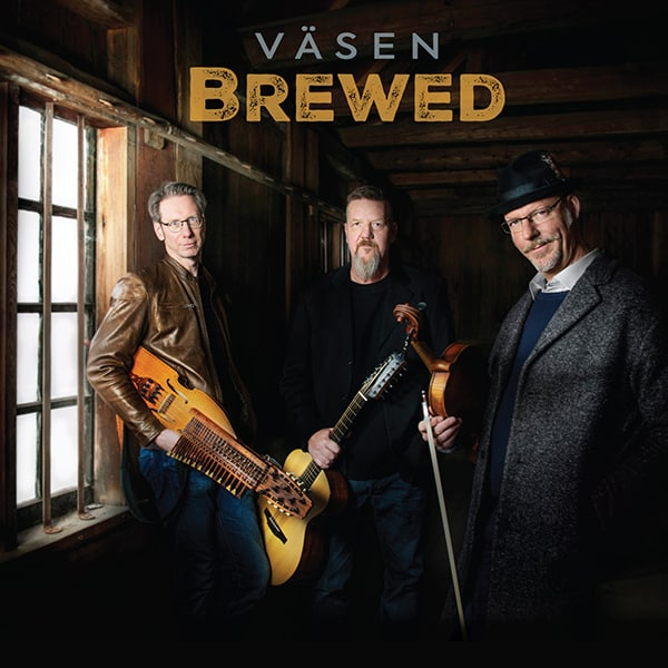 Väsen: Brewed cd cover